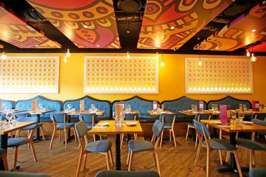 Shandar Tandoori dining review
